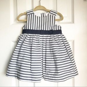 NWOT Carter's Striped Dress